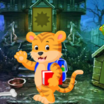 play Cartoon Tiger Rescue