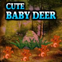 play Cute Baby Deer Escape