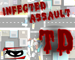 play Infected Assault Td
