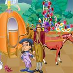 play Cinderella Magic Escape