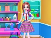 play Highschool Girls Uniform Tailor