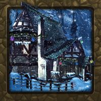 play The Frozen Sleigh-Sleeping Orc Escape
