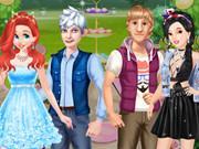 play Princesses Mate Selection Criteria