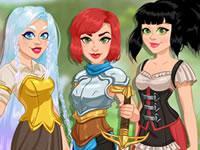 play Fantasy Rpg Dress Up