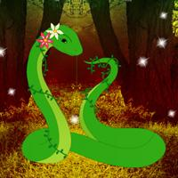 play Fantasy Green Snake Rescue