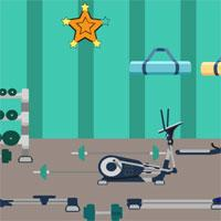 play Onlinegamezworld Gym Escape