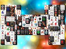 play Mahjong Black White 2 Untimed