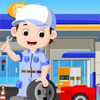 Mechanic Rescue game