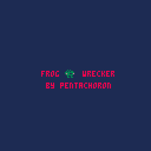Frogwrecker game