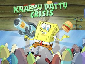 play Spongebob Squarepants: Spongebob Krabby Patty Crisis Action