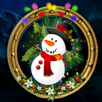 play The Frozen Sleigh-The Hill Town Escape