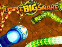 Little Big Snake game