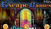 play Nsr Escape Game: Stage 1