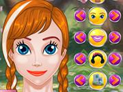 play Princess Face Mix