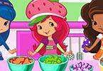 Strawberry Shortcake Cooking Soup