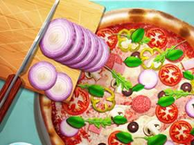 Pizza Realife Cooking - Free Game At Playpink.Com game