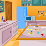 play Kitchen Trap Escape