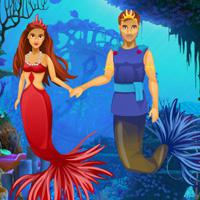 Escape Game Save The Mermaid Couple game