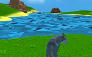 play Wolf Simulator: Wild Animals 3D