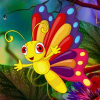 Fantasy Butterfly Rescue game