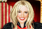 Britney Makeover game