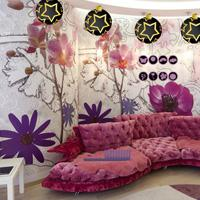 Flowery Room Escape game