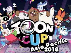 Toon Cup Asia Pacific 2018 game