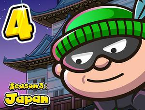 play Bob The Robber 4 Season 3: Japan