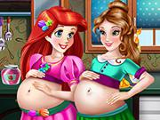 play Beauties Pregnant Bffs