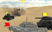 play Tanks Battlefield: Desert
