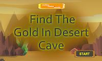 play Find The Gold In Desert Cave