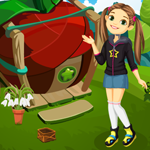 play Cute Girl Escape From Fantasy House