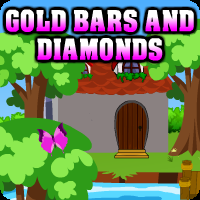 play Find Gold Bars And Diamonds