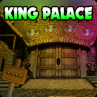 play King Palace Escape