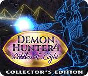 play Demon Hunter 4: Riddles Of Light Collector'S Edition