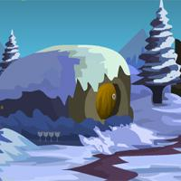 play Games4Escape Arctic Wolf Rescue