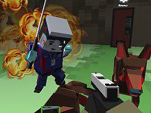 play Zombie Arena 3D Survival
