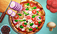 play Pizza Real Life Cooking
