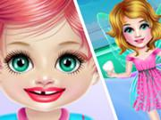 play Tooth Fairy Baby Care