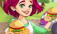 play Burger Truck Frenzy