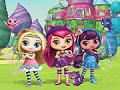 Little Charmers Differences game