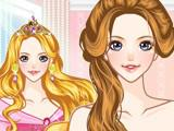 Famous Princesses Anime game