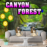 play Canyon Forest Escape