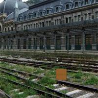 play Canfranc-Railway-Station-Escape