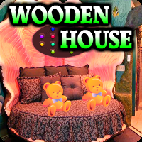 Escape Wooden House game
