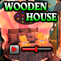 Escape Wooden House Walkthrough game