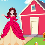 play Princess Rescue From Garden House