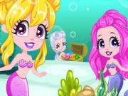 Mermaid World Decoration 2 game