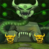 play Games4Escape Mysterious Snake Cave Escape