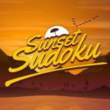 Sunset Sudoku game
